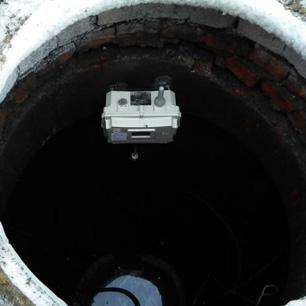 联通公司通讯电缆井数据采集
