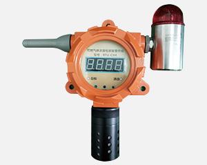 可燃气体报警器工作原理